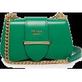 beautifulplace - PRADA  Sidonie leather cross-body bag - Hand bag -