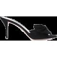 beautifulplace - PRADA Suede bow mules - Sandals -