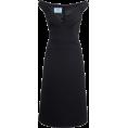 HalfMoonRun - PRADA gabardine midi dress - Dresses -