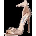 HalfMoonRun - PRADA metallic heel - Classic shoes & Pumps -
