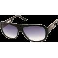 Cesare Paciotti - Paciotti black womens sunglass - Sunglasses - $145.34