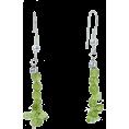Mystic Self - Peridot Earrings - 耳环 -