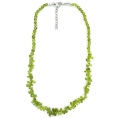 Mystic Self - Peridot Necklace - Necklaces -
