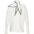 vespagirl - Philosophy Di Lorenzo Serafini Handkerch - Long sleeves shirts - $525.00