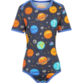 Kay Spoon - Planets snap crotch onesie - Uncategorized - $30.47  ~ 26.17€