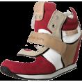 Elie - Calvin Klein Jeans platform sneakers - Superge -