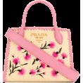 ValeriaM - Prada Floral Embellished Bag - Hand bag -