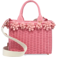 Doozer  - Prada wicker bag - Bolsas pequenas -
