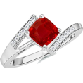 Angara Inc.  - Princess Ruby Ring - Prstenje - $2,569.00  ~ 16.319,76kn