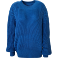 FECLOTHING - Pullover sweater round neck sweater - Пуловер - $29.99  ~ 25.76€