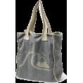 Quiksilver - Quiksilver Emporium Tote Handbag Purse Gray - Bag - $24.49