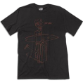 Quiksilver - Quiksilver Ride On Slim T-Shirt - Short-Sleeve - Men's Dark Charcoal - T-shirts - $14.99