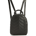 JudeKuipers - Quilted Chevron Backpack - Backpacks - $27.90
