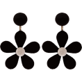 beautifulplace - REBECCA DE RAVENEL  Daisy cord clip-on e - Earrings -