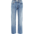 svijetlana2 - RE/DONE High-waisted cropped jeans - Jeans -