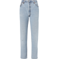 beautifulplace - RE/DONE Relaxed Destroyed High-Rise Jean - Jeans -