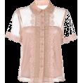 HalfMoonRun - RED VALENTINO blouse - Shirts -