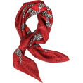 lence59 - RED Valentino Silk Scarf - Scarf -