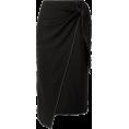martinabb - REJINA PYO Colette woven wrap skirt - Skirts -