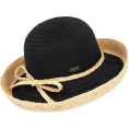 lence59 - RIBBON/RAFFIA HAT - Шляпы -