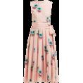 beautifulplace - ROCHAS  Floral-printed silk crepe de Chi - Vestiti -