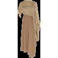 HalfMoonRun - ROLAND MOURET crepe dress - Dresses -