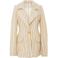 HalfMoonRun - ROSIE ASSOULIN blazer - Jacket - coats -