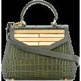 sharee64 - RULA GALAYINI Amelie Lines bag - Hand bag - $648.00