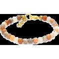 Mystic Self - Rainbow Moonstone Bracelet - Bracelets -