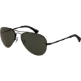 Ray-Ban - Ray-Ban Men's Highstreet Sunglasses RB3449-002/71 - Темные очки - $96.90  ~ 83.23€