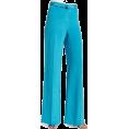 Rebecca Minkoff - Rebecca Minkoff - Clothing Women's Sanna Pant Turquoise - Pants - $298.00  ~ £226.48