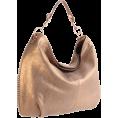 Rebecca Minkoff - Rebecca Minkoff  Eyelet Lucious Hobo Metallic 10Hhnbpho1 Hobo Copper - Bag - $467.99