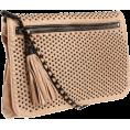 Rebecca Minkoff - Rebecca Minkoff  Large Racy Clutch Buff - Clutch bags - $450.00