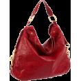 Rebecca Minkoff - Rebecca Minkoff Nikki Hobo Blood Red - Bag - $469.94
