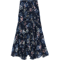 ValeriaM - Rebecca Taylor Floral Skirt - Skirts - $495.00