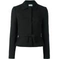Bev Martin - Red Valentino Black Bow Detail Jacket - Jakne i kaputi -