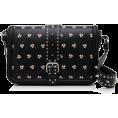 beautifulplace - Red Valentino Studded Shoulder Bag - Torbice -