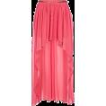 majamaja - River Island Skirts Pink - Skirts -