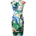 Bev Martin - Roberto Cavalli tropical print dress - Dresses -