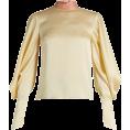 lence59 - Roksanda - Long sleeves shirts -