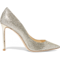 selenachh - Romy 100 glittered leather pumps - Classic shoes & Pumps -