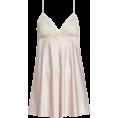 beautifulplace - Rosa Charm Chemise - Underwear -