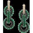 Mees Malanaphy - Rosantica - Interlink earrings - Brincos - $341.00  ~ 292.88€