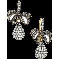Rose  - Rose Brinelli drop earrings - Brincos -