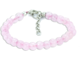 Mystic Self - Rose Quartz Bracelet - Bracelets -