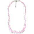 Mystic Self - Rose Quartz Handmade Necklace - Necklaces -