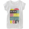 Roxy T-shirts -  Roxy Kids Baby-Girls Infant-Vacation Please Tee Sea Salt