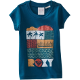 Roxy T-shirts -  Roxy Kids Baby-Girls Infant-Vacation Please Tee deep sea