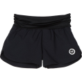 Roxy Shorts -  Roxy Kids Girls 7-16 Endless Sun Short Black/White