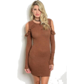 Stella Emrich  - Ruffle Dress,Fashion,Spring - Dresses -